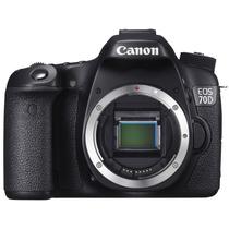 Camera Digital Canon Eos 70d + 18-135mm + Tripé + 32gb+bolsa