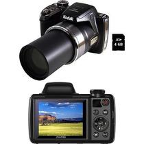 Câmera Digital Kodak Pixpro Az501 16.0mp 3.0 Preta 50x