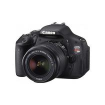 Camera Canon Eos Rebel T3i +18-55+32gb Clas10+bolsa Original