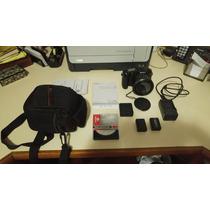 Maquina Fotografica Sony Dsc Rx10 Semi Nova