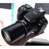Canon Sx50 Hs, 50x Zoom + Bolsa +16gbclasse10 Brasilia-df