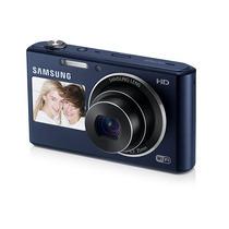 Câmera Digital Samsung Dv150f, Lcd Dual, Wi-fi - Preto