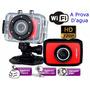 Promoção Natal Câmera Filma Go Capacete Mergulho Pro Moto