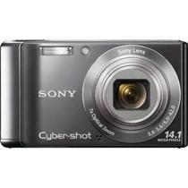 Câmera Digital Sony Cyber-shot Dsc-w370 14.1mp Lcd 3.0 7x