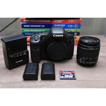 Canon 7d Impecável (apenas Venda)