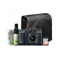 Maquina Fotográfica Semi Profissional Canon Powershot G16