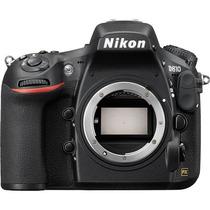 Câmera Nikon Dslr D810 Corpo