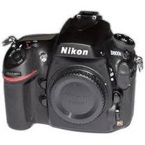 Camera Nikon D800 36.3 Mp (somente Corpo) Com Frete Grátis