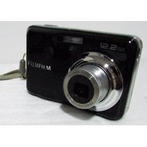 Câmera Digital Fujifilm 12.2mp + Cartão 2gb Funcionando 100%
