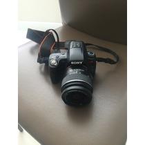 Câmera Fotografica Sony Modelo Slt-a55v Profissional