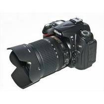 Nilton D90 + Lente Nikon 18-200mm F/3.5-5.6 G Ed Vr Ii Af-s