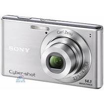 Câmera Digital Sony Dsc-w350 14.1mp C/ 4x Zoom Óptico
