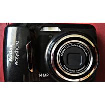 Camera Kodak Easyshare C1530 - 14mp Lcd 3.0 Pra Vender Hoje