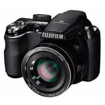Camera Digital Fuji Finepix S4080 14mp Zoom 30x + Capa