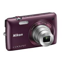 Camera Nikon 16mp Hd 720p Nf Garant Sd 8gb Gratis Promoção
