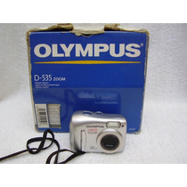 Camera Digital Olympus D-535 Zoom S/funcionar