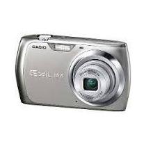 Camera Digital Cassio Exilim 12mp 4x Zom Bateria
