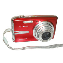 Camera Digital Hitachi Hdc-1299er 12mp Vermelha (#9h1)