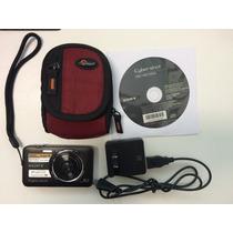 Camera Fotográfica Digital Sony Cyber-shot 16.2mp + Capa