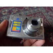 Câmera Fotografica Digital Sony Cybershot Foto Carl Zeiss