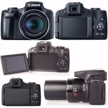 Canon Sx50hs 50x Zoom Nova Brinde Cartão 16gb Pronta Entrega