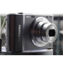 Câmera Digital Samsung St64 Prata - 14.2 Mp - 5x Zoom Óptico