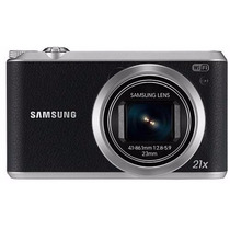 Camera Samsung Wb350f 16mp/21x/wifi/full Hd Preto 0