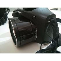 Câmera Fotográfica Sony Dsc-h200 Com 20.1 Mpixels 26x Zoom
