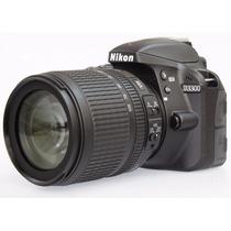 Nikon D3300 18~105mm Vr Il 24mp Wifi, Gps, Hdmi Full
