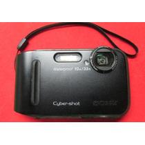 Câmera Digital Cyber Shot Dsc-tf1 À Prova D