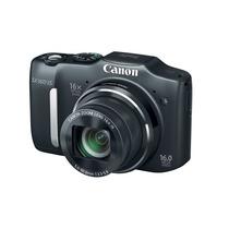 Câmera Digital Canon Powershot Sx160 Is Preta, Hd, Sd 4g