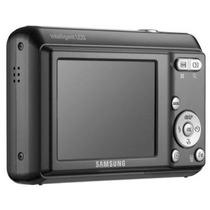 Câmera Digital Samsung Es17 Preta C/ 12,2mp -de Vitrine