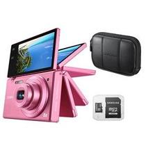 Câmera Digital Touch Screen Samsung Mv800 16.1mp Hd Zoom 5x