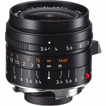 Leica Lente Aesférica 21mm Super-elmar-m F/ 3.4