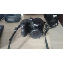 Camera Fotografica Ge X5 14mp Zoom 15x