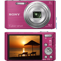 Camera Digital Sony W 730 16.1 Mp Leilão Melhor Lance Leva