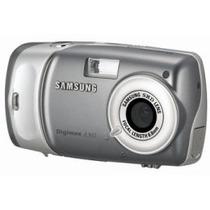 Câmera Fotográfica Samsung 3,2 Megapixels Digimax A302