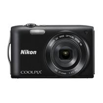 Câmera Digital Preta 16mp - Nikon