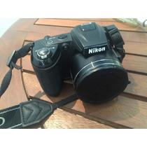 Câmera Fotográfica Nikon L120 Semi-profissional