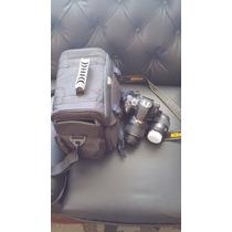 Câmera Nikon D5100 / Cmos 16.2 Mp / Lente Nikkor Dx 18-55mm