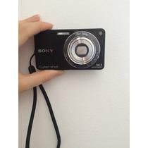 Câmera Sony Cybershot 14.1 Megapixels Carl Zeiss+acessórios