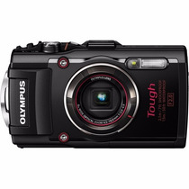 Olympus Stylus Tough Tg-4 16mp, 4x Zoom, Full Hd