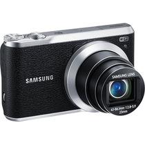 Câmera Samsung Smart Wb380f 6.3mp, Lcd 3,wifi- De Vitrine