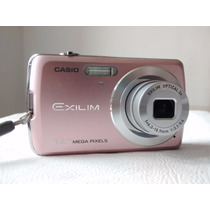 Camera Casio Digital Exilim 14.1 Mp Zoom
