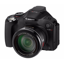 Canon Sx30 Is - 14.1 Megapixels - 36x De Zoom - Camera
