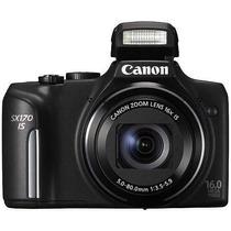Camera Digital Canon Powershot Sx170is 16mp