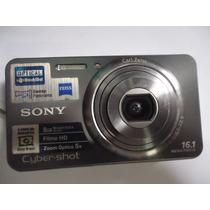 Câmera Sony Cybershot Dsc W570