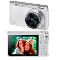 Câmera Digital Semiprofissional Samsung Smart Nx Mini 20.5mp