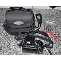 Máquina Fotográfica Nikon L810 + Carregador + Bag (seminova)