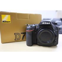 Câmera Nikon D7100 Corpo + Cartão 16gb